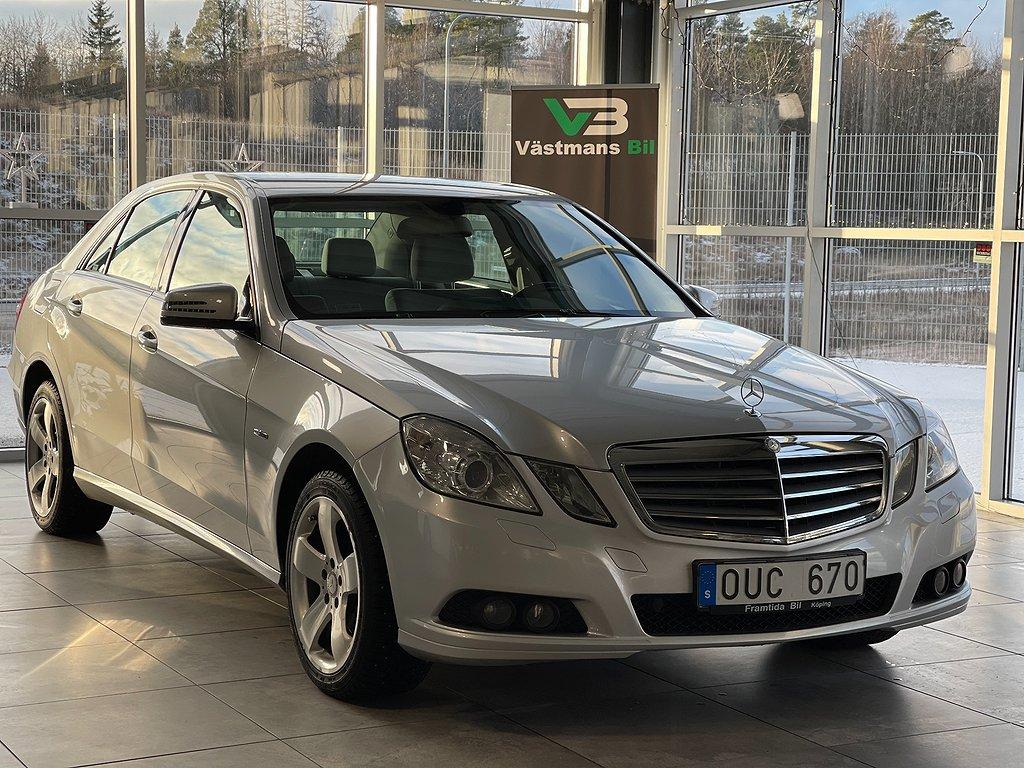 Mercedes-Benz E 250 204hk/BlueEFFICIENCY/auto/Xenon