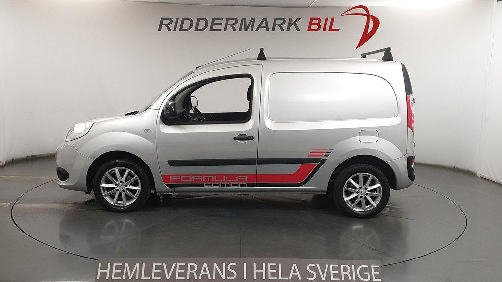 Renault Kangoo 1.5 dCi Skåp (110hk)
