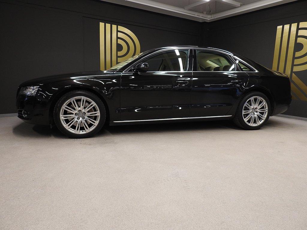 Audi A8 4.2 TDI quattro (350hk)