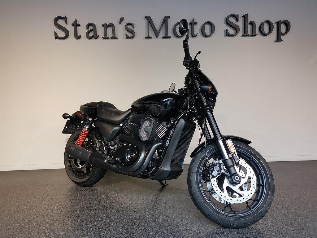 Harley-Davidson Street Rod ABS  XG750A