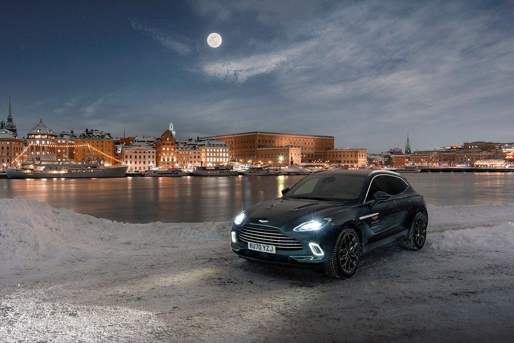 Aston Martin DBX / DB Elegance / Sports Exhaust
