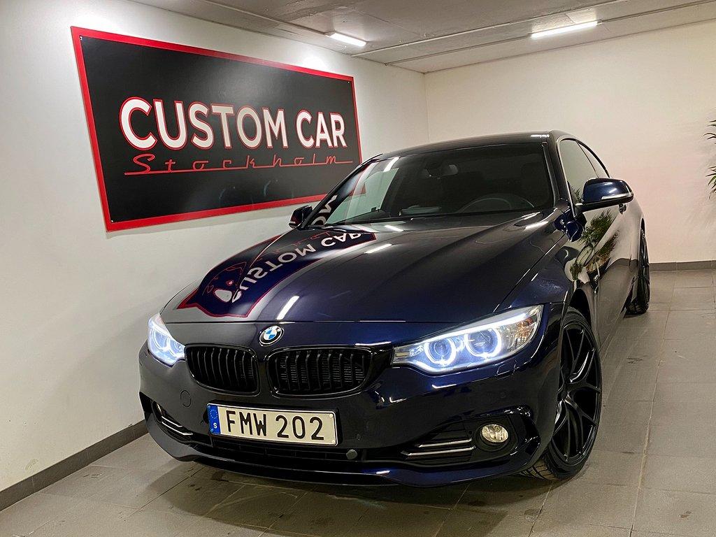 BMW 428 i xDrive Coupé Luxury Line Euro 6 245hk