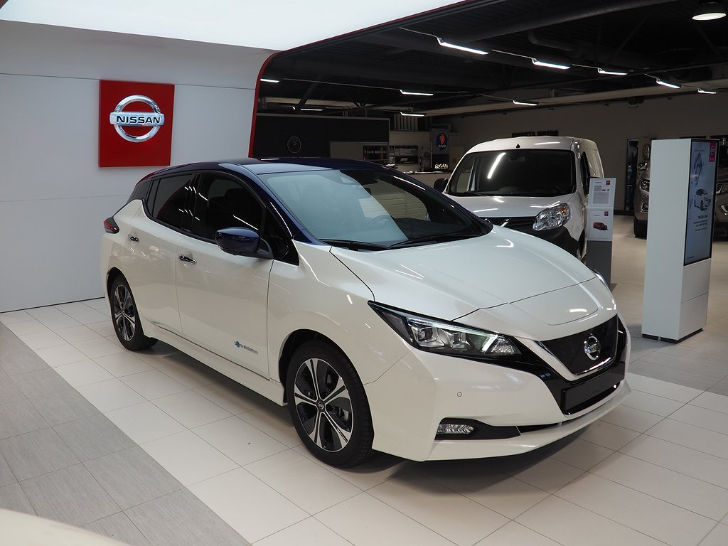 Nissan Leaf 40 kWh Single Speed 149hk 2020