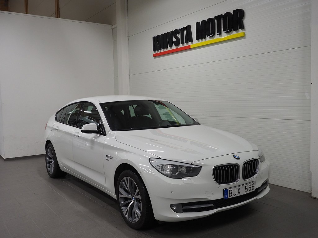 BMW 530 d xDrive GT NAVI DRAG 2011