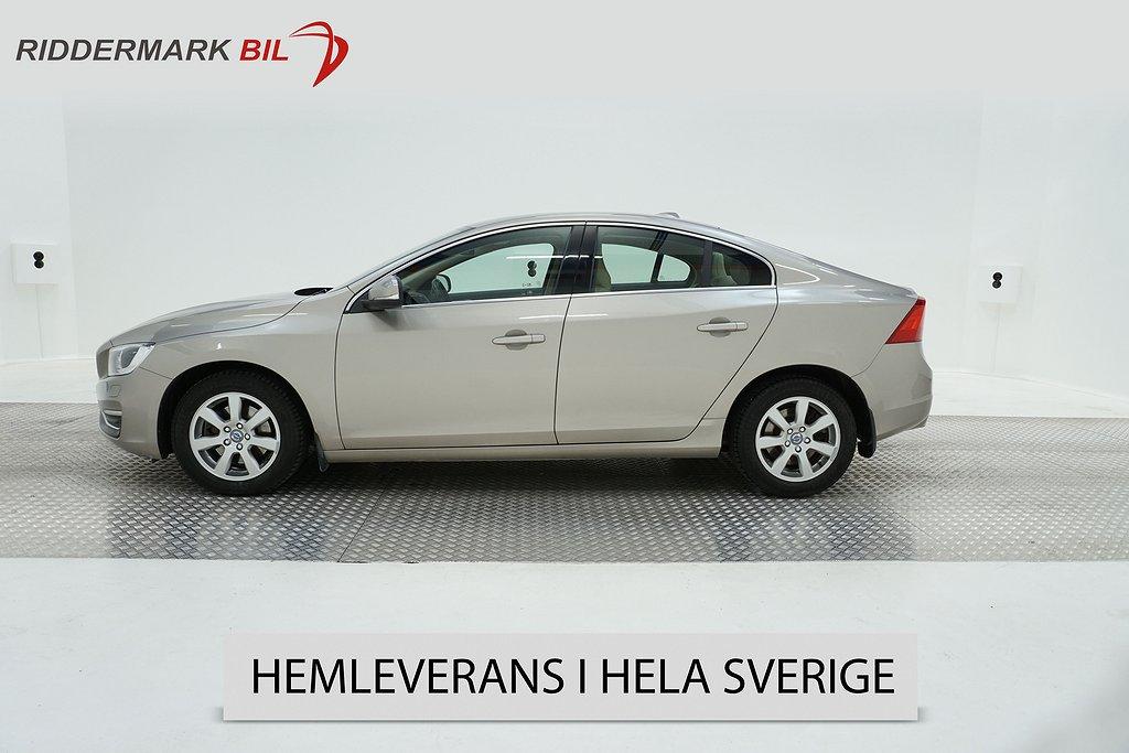 Volvo S60 D4 (181hk)