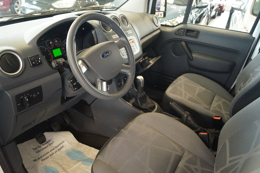 Ford Connect L1 1.8 TDCi 90hk *Nybesiktigad*