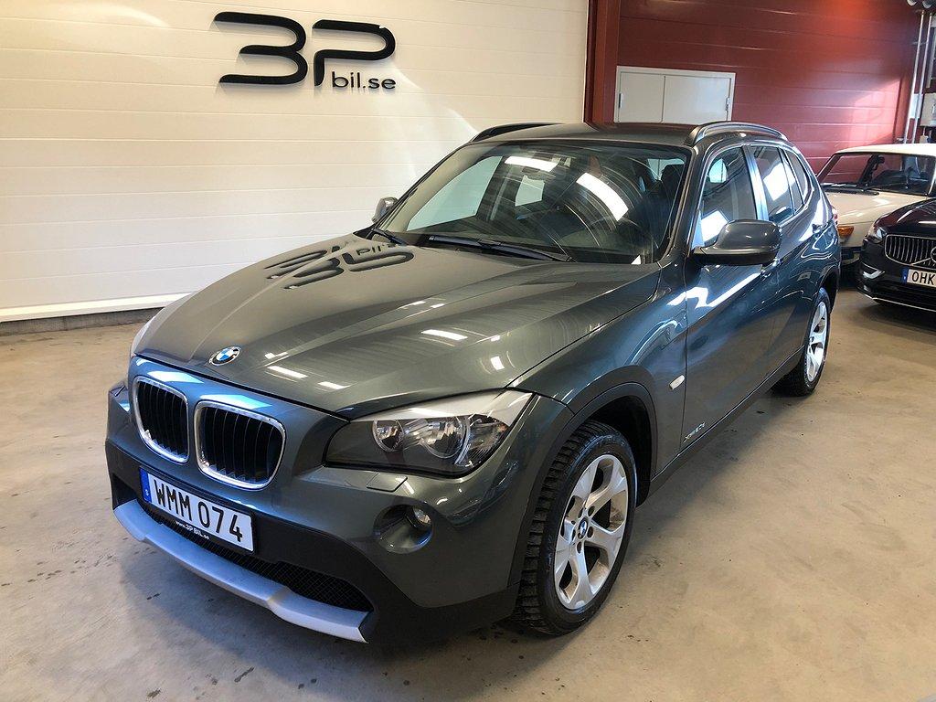 BMW X1 xDrive20d /Automat/Läder/8195mil/
