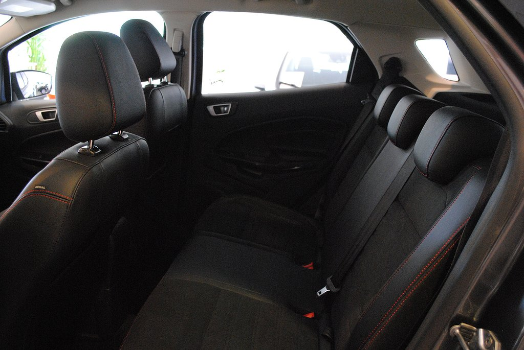 Ford Ecosport ST-Line 1.0T 125hk Ecoboost Aut*Demo*