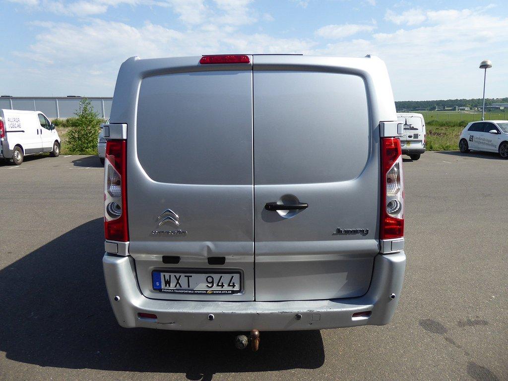 Citroën Jumpy III 2.0 HDI L2H1 Skåp