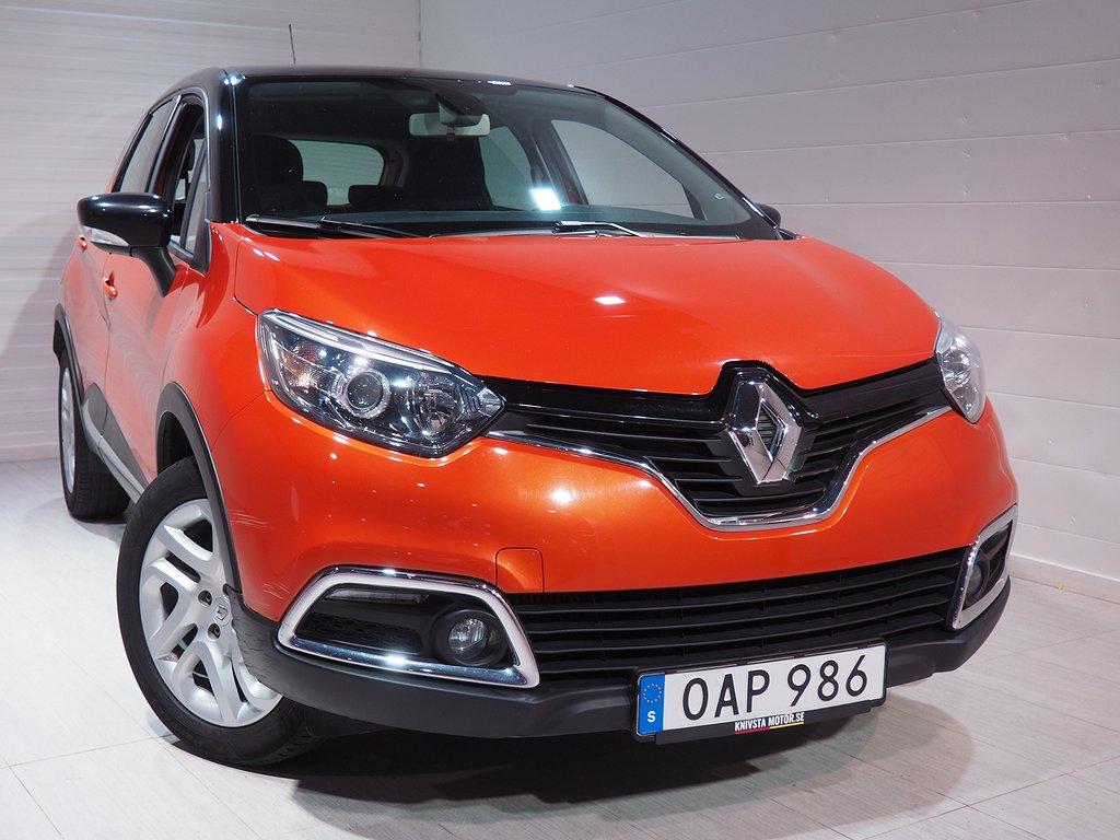 Renault Captur 1.2 TCe Aut 120hk EDC Dynamique Drag 2016
