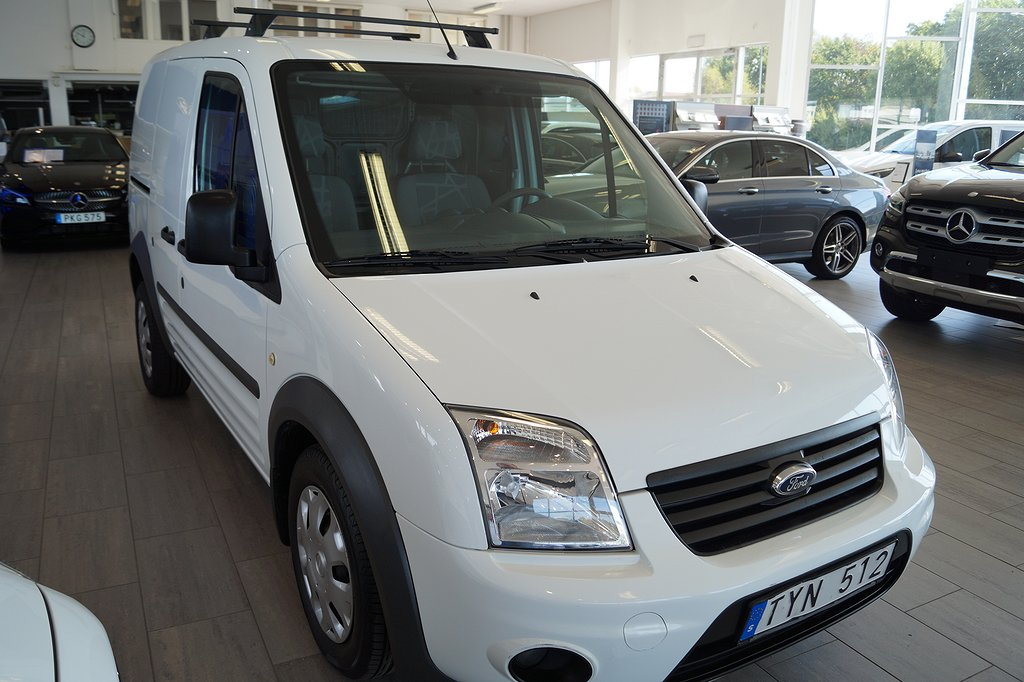 Ford Connect L1 1.8 TDCi 90hk Trend