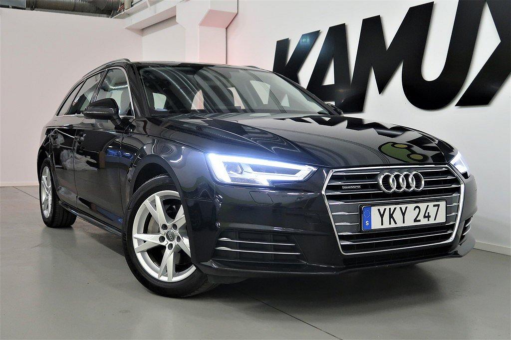Audi A4 2.0 TDI | Q | Drag | D-Värme |
