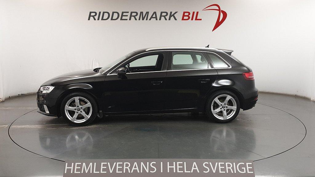 Audi A3 2.0 TDI Sportback (150hk)