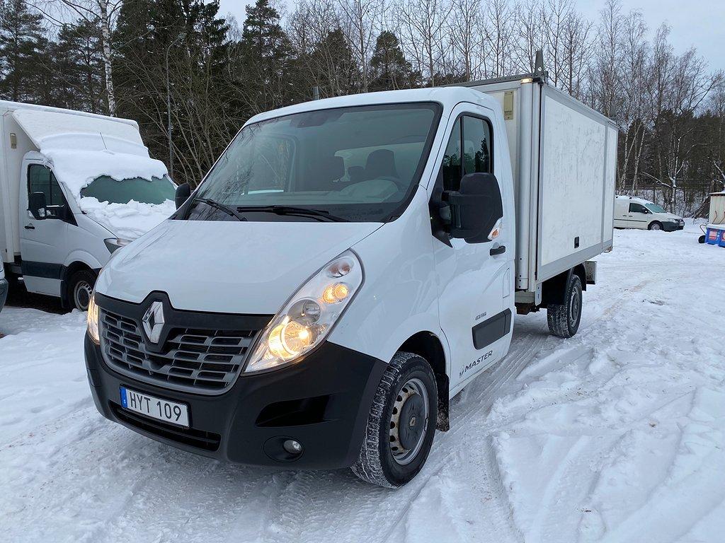 Renault Master Skåp 2.3 dCi Drag/Nybes