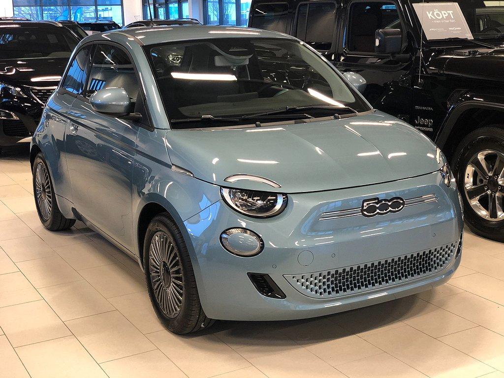 Fiat 500 - e ICON BEV NYHET 32 mil