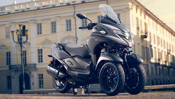 Yamaha Tricity 300 Nyhet! Får köras på B-kort!