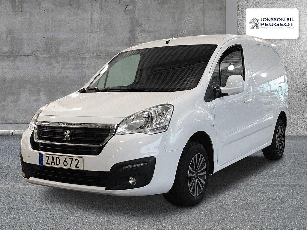 Peugeot Partner Skåpbil 1.6 BlueHDi Euro 6 99hk
