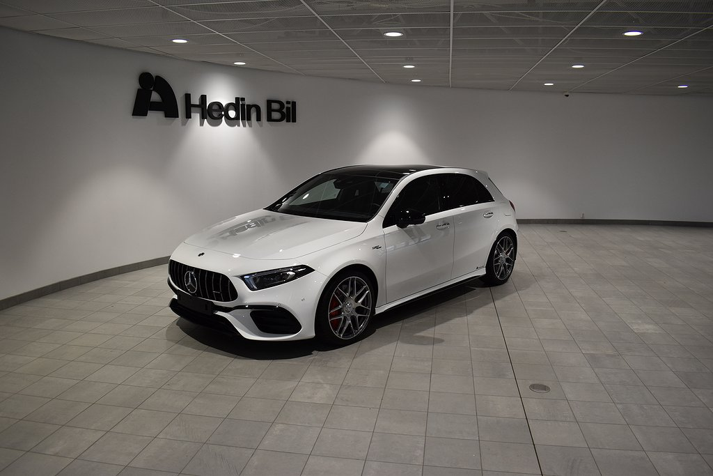Mercedes-Benz A 45 S // Nightpackage // Panorama