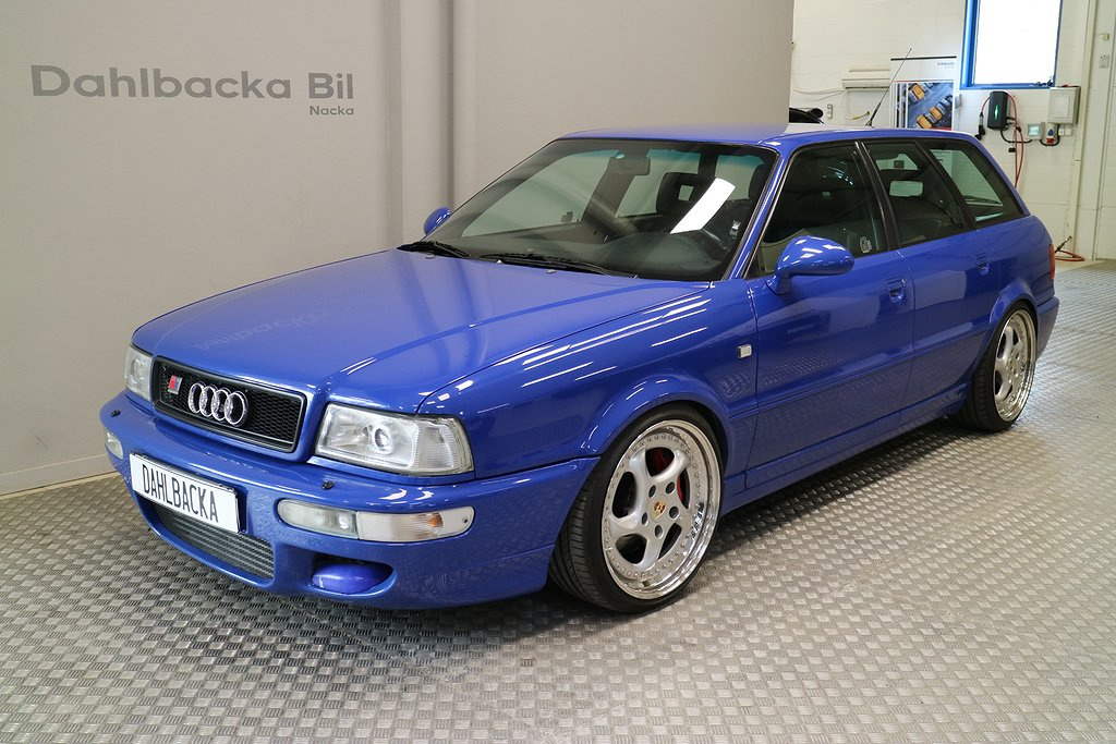Audi RS2 575 WHP