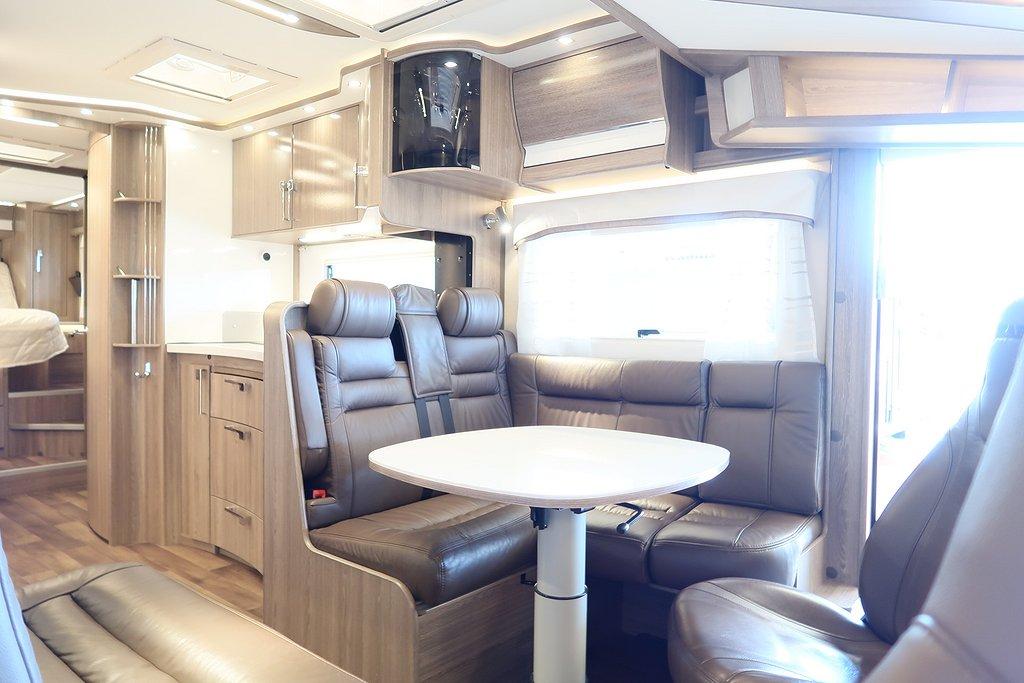 Husbil-integrerad Kabe TMI 910 Imperial QB 24 av 54