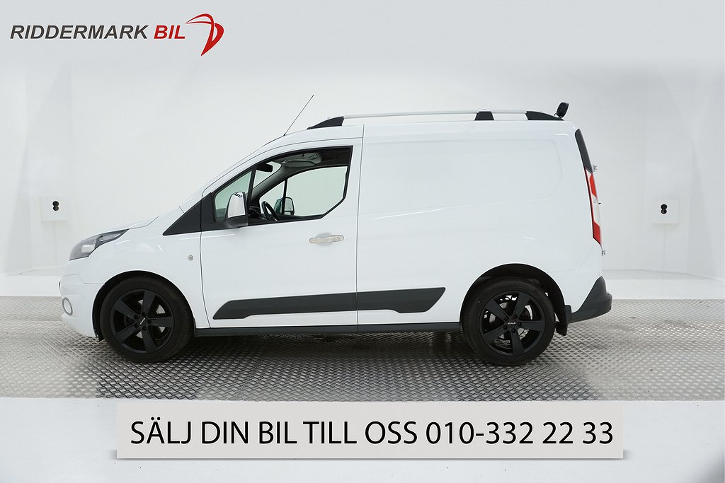 Ford Transit Connect 1.6 Ecoboost (150hk)