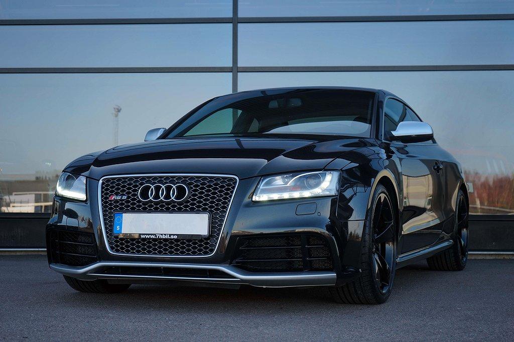Audi RS5 4.2 V8 Quattro / 450hk / OBS SKICK!