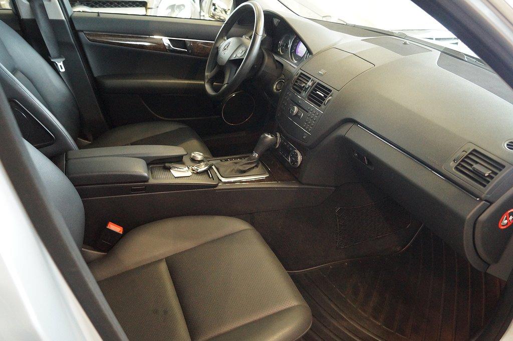 Mercedes-Benz C 200 CDI 136hk Elegance Aut