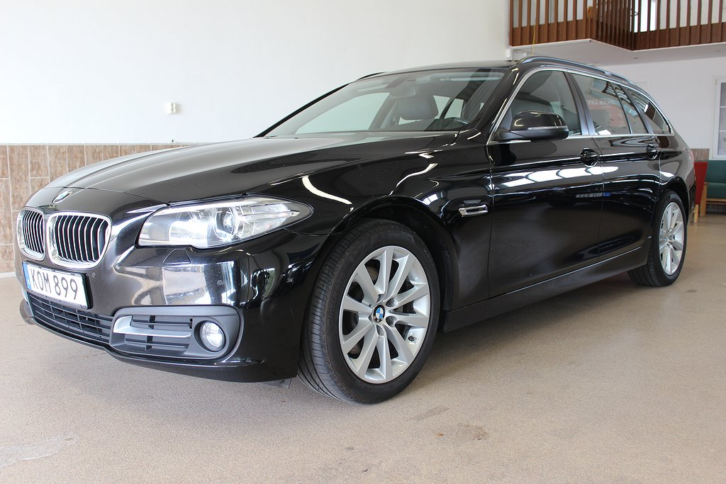 BMW 520 D xDrive Touring Steptronic Euro 6 190hk