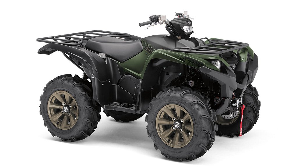Yamaha Grizzly 700 eps Limited Edition Boka nu
