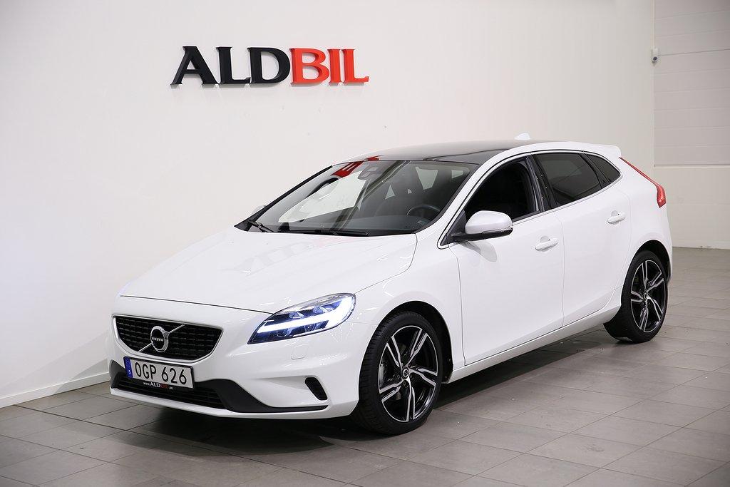 Volvo V40 D3 150 R-Design Business Adv / 1,99% Ränta