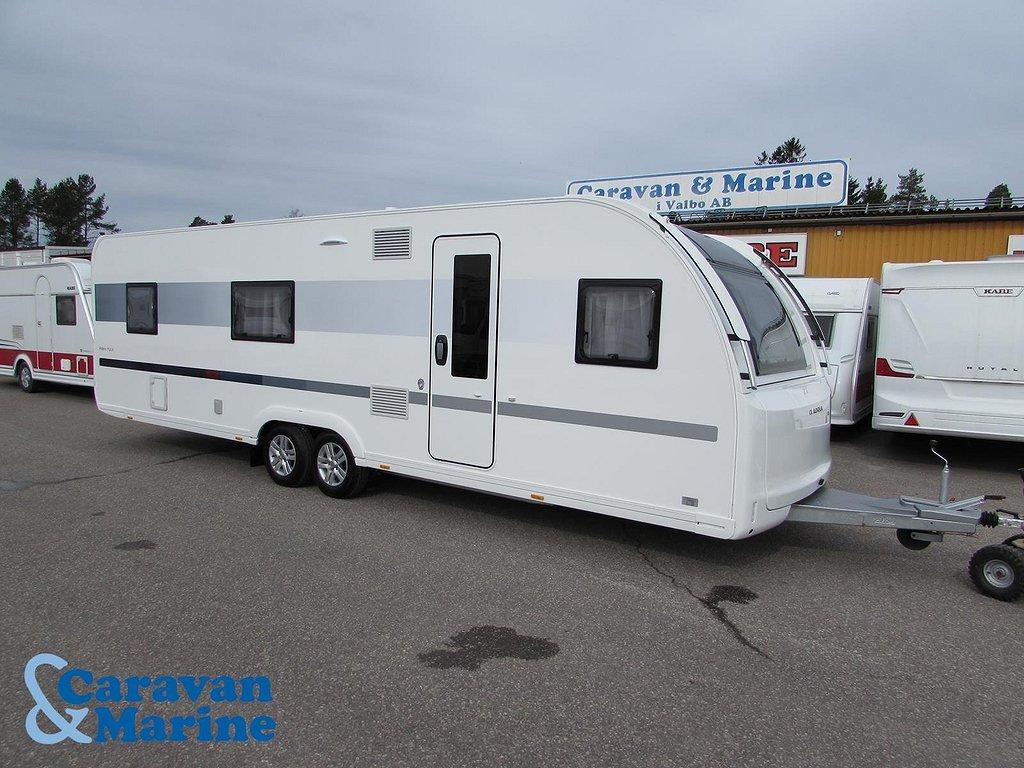 Adria Adora 753 UK Barnkammarvagn