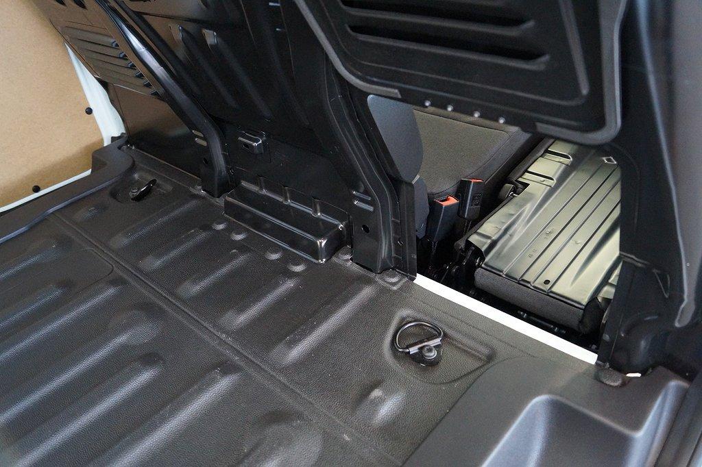 Ford Connect L1 1.5 TDCi EcoBlue 100hk Aut Trend Skåp/Backkamera