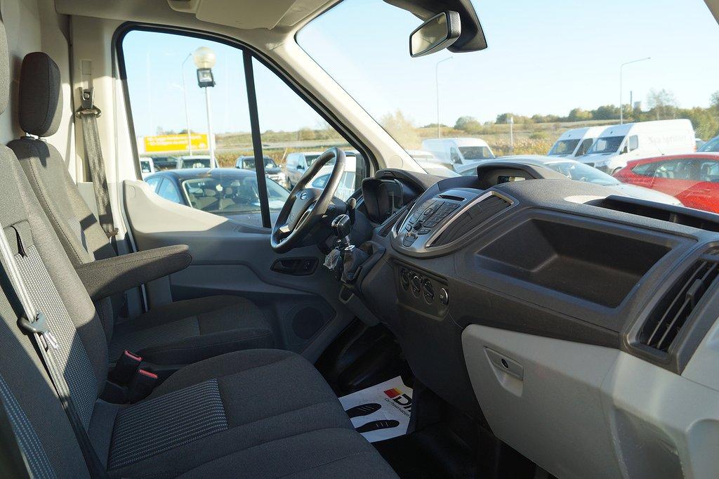 Ford Transit 350L 2.2TD 155hk TREND Skåp