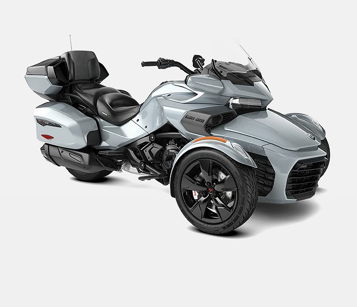 Can-Am Spyder F3 Limited -21