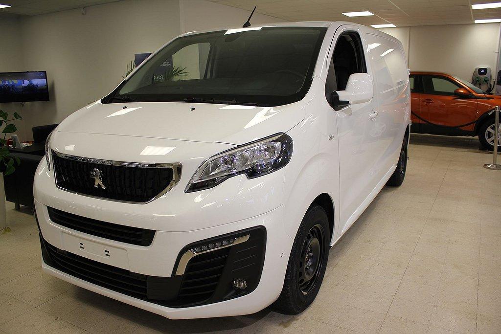 Peugeot Expert FRI SERVICE PRO+ BlueHDi 120hk Automat L2 Nordic Pack - Webasto