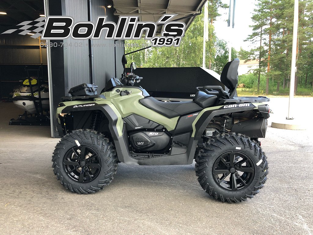 Can-Am Outlander Max Pro 570 -19