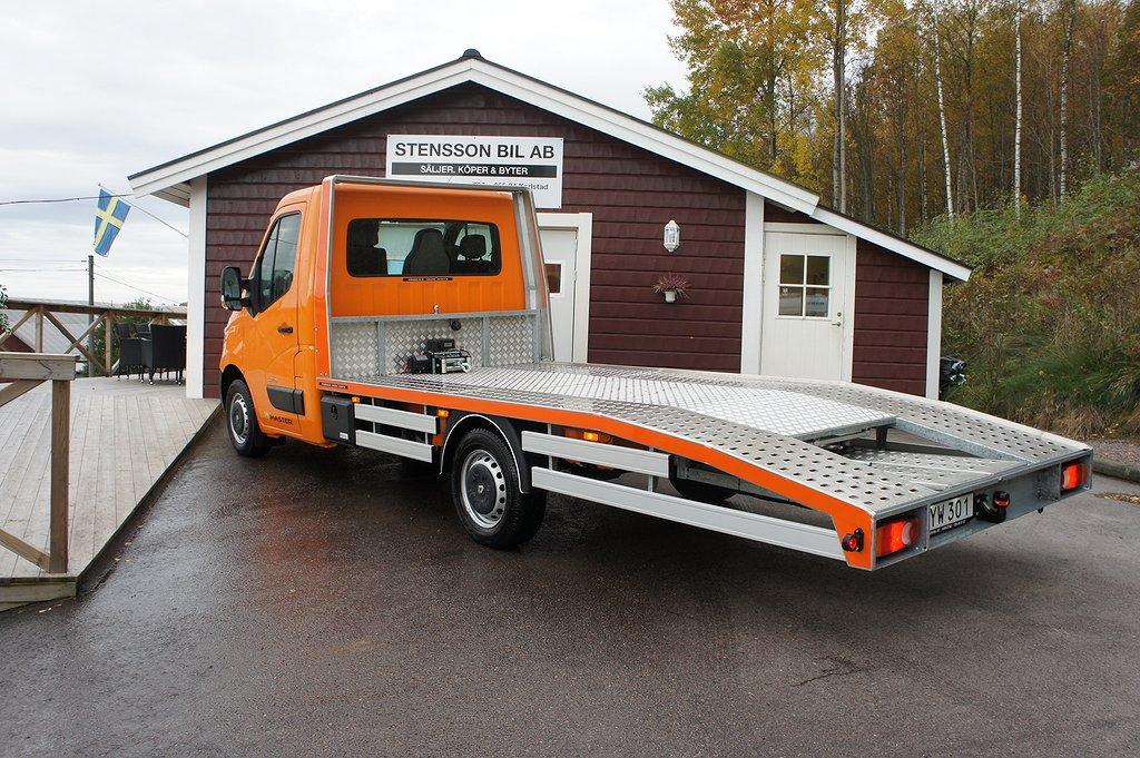 Renault Master Biltransport Uthyres
