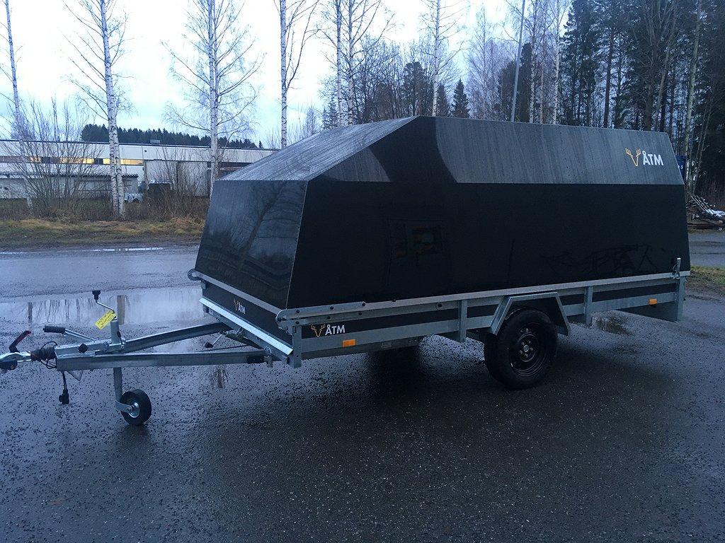 ÅTM 380 TXI Vagn och Kåpa