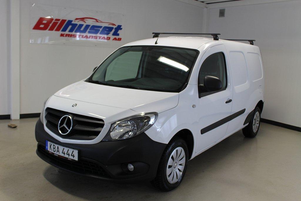 Mercedes-Benz Citan 109 CDI Lång-Dragkrok (Momsbil)