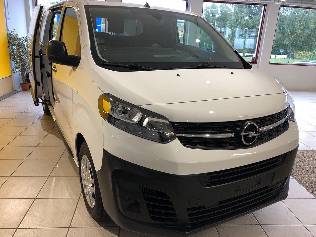 Opel Vivaro Skåp L2 2,0Hdi 120Hk Drag Värmare