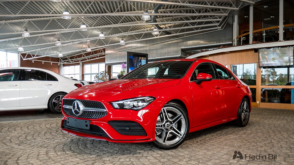 Mercedes-Benz CLA 200 Coupé // AMG Line //