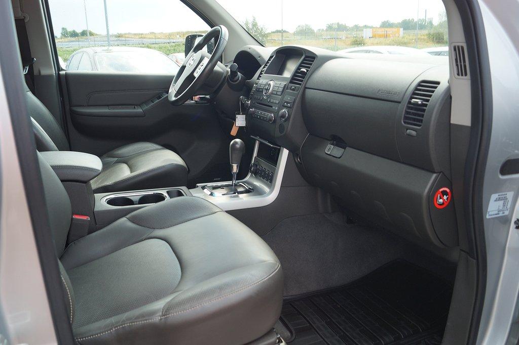 Nissan Navara Double cab 3.0 dCi V4 4x4 automat