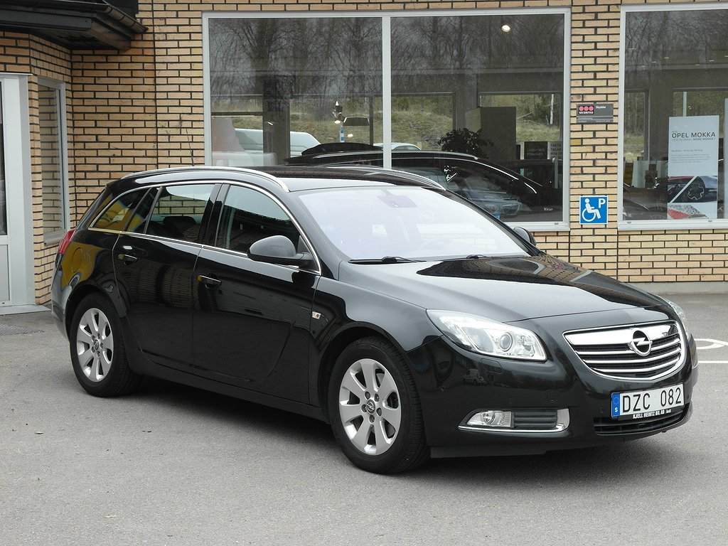 Opel Insignia Edition Sports Tourer 2.0 (160hk) LÅG MIL !