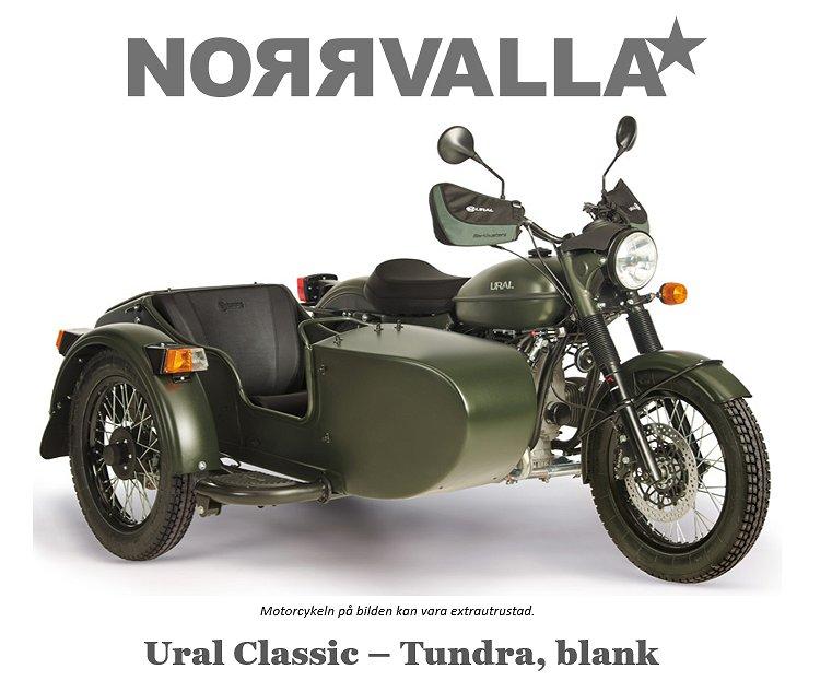 Ural Classic EFI 750