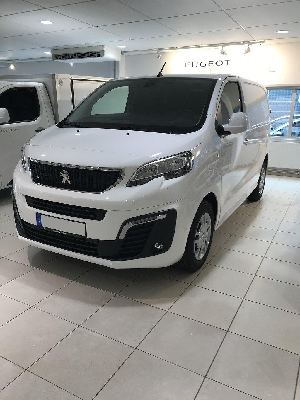 Peugeot Expert PRO+ L1 BlueHDi 180 EAT8