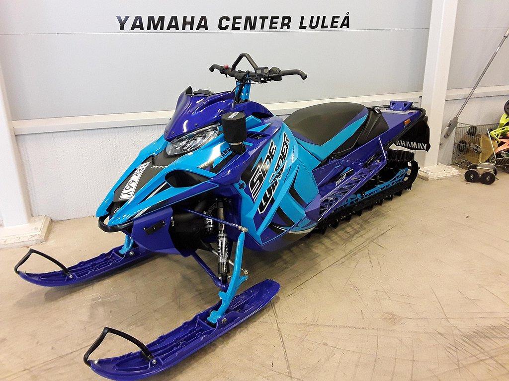 Yamaha Sidewinder MTX 153 RJWC 260HK