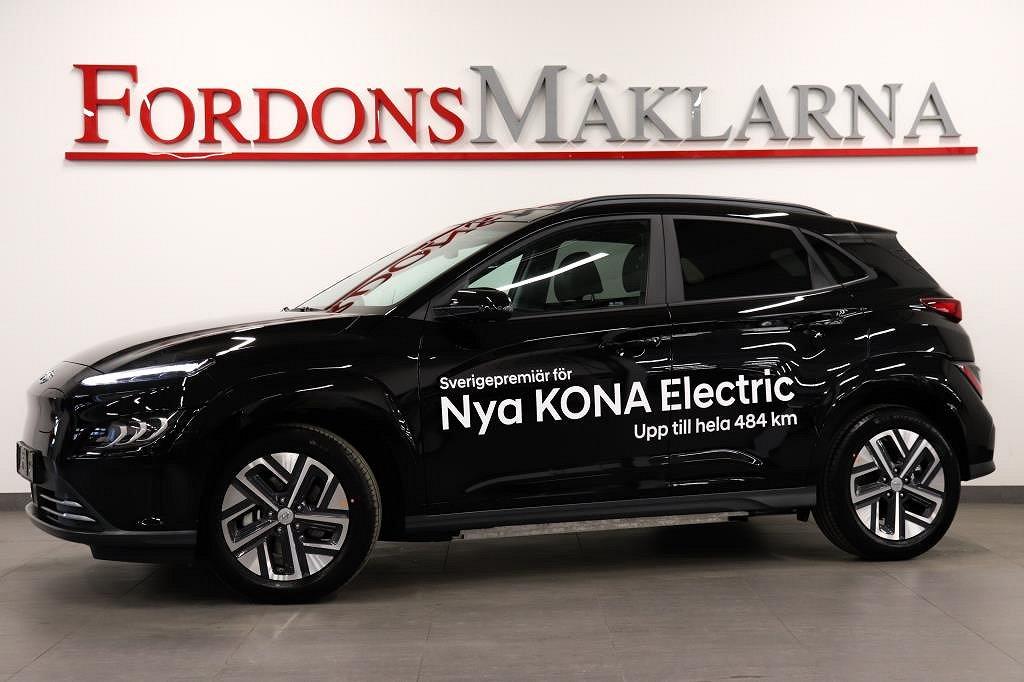 Hyundai Kona ADVANCED 64 KWH NYA MODELLEN 2022