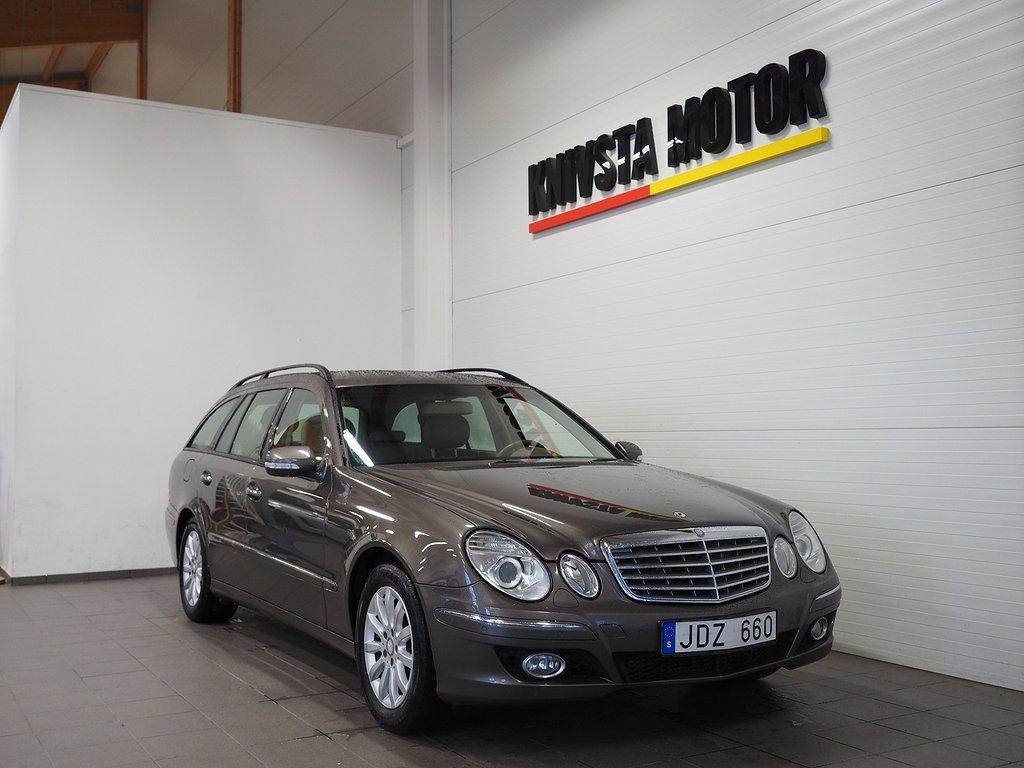 Mercedes-Benz E 220 T CDI 5G-Tronic 170hk (Drag) 2009