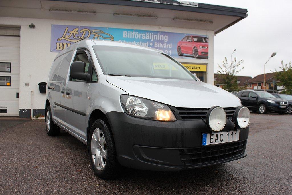 Volkswagen Caddy Maxi 2.0 TDI 4Motion 110hk / 1 År garanti