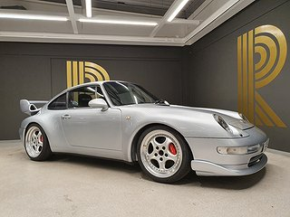 Porsche 911 (993) 4 3.6 Carerra Coupé 4WD (272hk)